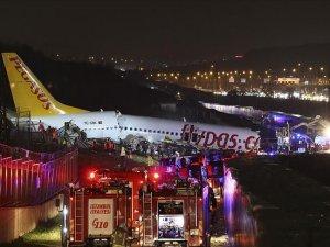Pegasus Genel Müdürü kazayla ilgili açıklamalarda bulundu
