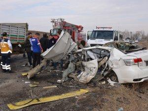'Ölümlü trafik kazaları yüzde 22,4 azaldı'