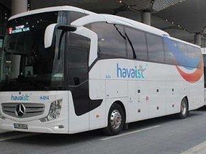 Havalimanı otobüs hizmeti belediyeden bakanlığa geçiyor
