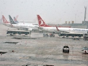 Türk Hava Yolları'nın bazı seferleri iptal edildi