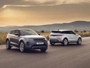 Yeni Range Rover Evoque, Borusan Otomotiv Land Rover Showroom'larında yerini alıyor