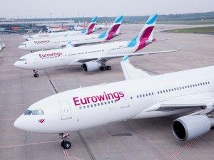 Eurowings'te Bischof ile tasarruf dönemi başlıyor
