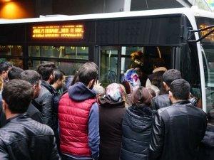 İstanbul'da zamlı ulaşım başladı