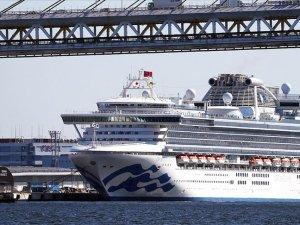 Japonya'daki karantina gemisinde 60 kişide daha koronavirüs tespit edildi