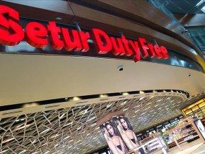 Setur Duty Free mağazaları 2019'u rekorlarla kapattı