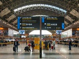 Hava yoluyla taşınan yolcu sayısı Ocak ayında 14 milyona yaklaştı
