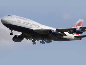 Fırtına sayesinde dünyanın en hızlı Transatlantik uçuş rekoru kırıldı