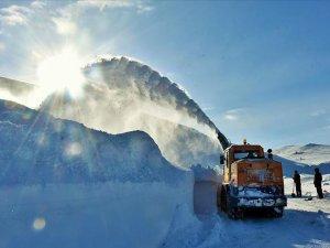 Meteorolojiden çığ, buzlanma ve don uyarısı yapıldı
