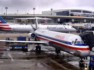 American Airlines, Çin uçuşlarını askıya aldı
