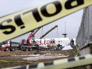 Sabiha Gökçen'deki uçak kazasına ilişkin her türlü belge toplandı