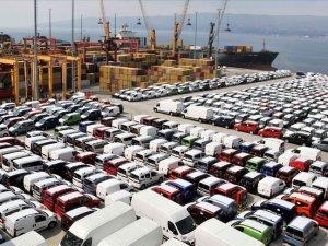 Otomotiv ihracatı yeni yıla rekorla başladı
