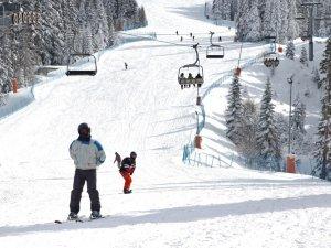 Ilgaz Dağı ocak ayında 50 bin ziyaretçi ağırladı