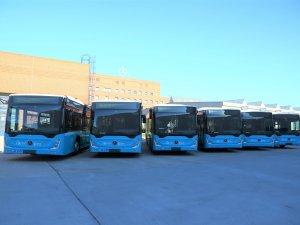Özulaş Toplu Taşım, 8 adet Mercedes-Benz Conecto'yu teslim aldı