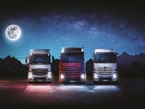 Mercedes-Benz Türk, Yeni Actros ile ürün gamını yeniledi