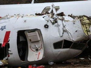 Uçak kazası soruşturmasında kaptan pilotun ifadesi alınıyor