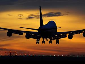 Tüm yurt dışı uçuşları durduruldu