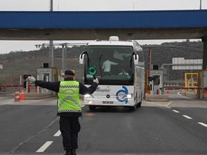 Şehirler arası otobüs yolcuğu için genelge gönderildi