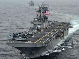ABD Donanması'nda salgın sayısı artıyor