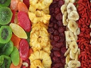 Bu sezon kuru meyve ihracatından 704 milyon dolar gelir elde edildi
