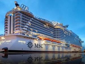 MSC Cruises seferleri 29 Mayıs'a kadar durduruldu