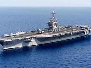 ABD'nin 3 uçak gemisinde salgın tespit edildi