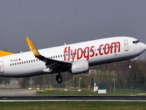 Pegasus uçuşları erteleme kararı aldı