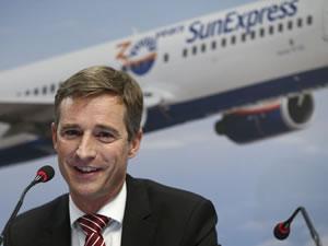 SunExpress'in yeni CEO'su Max Kownatzki