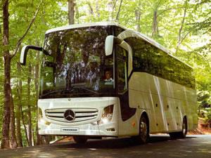 Mercedes-Türk kullanılmayan otobüslerin garantisini uzatıyor