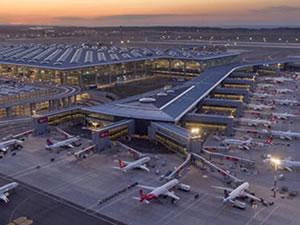 Türkiye'de 507 uçak yerde yatıyor