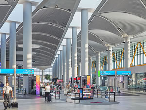 Havalimanlarına gelenlere zorunu olacak