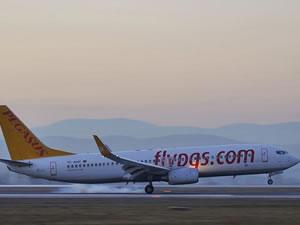 Pegasus dış hat uçuşlarını 16 Haziran'a kadar iptal etti
