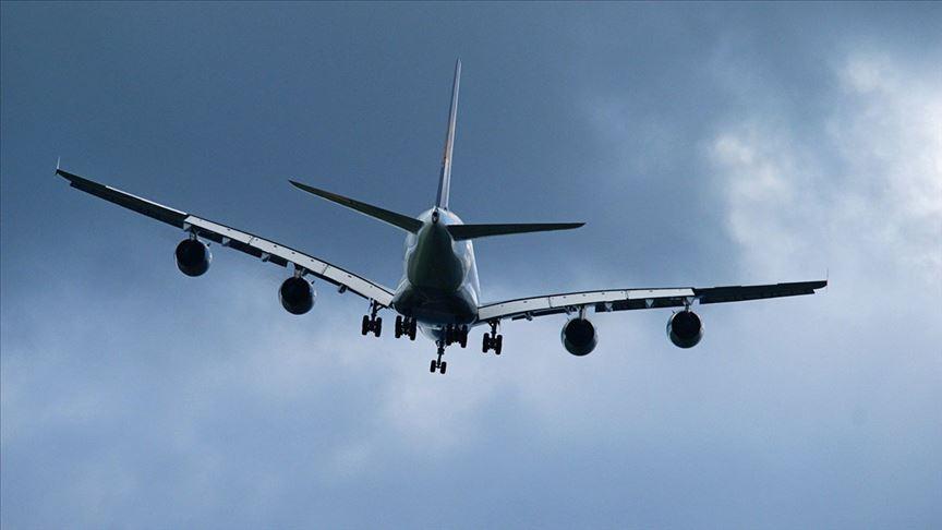Uçuş trafiği 22 Mart'tan sonra ilk kez 100 bini geçti