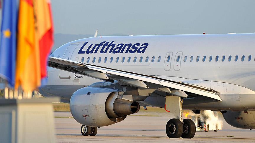 Almanya'dan Lutfhansa'ya 9 milyar euro