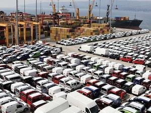 Otomobil ihracatı mayıs ayında yüzde 56 azaldı