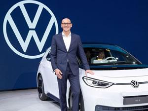 VW'de üst düzey atama
