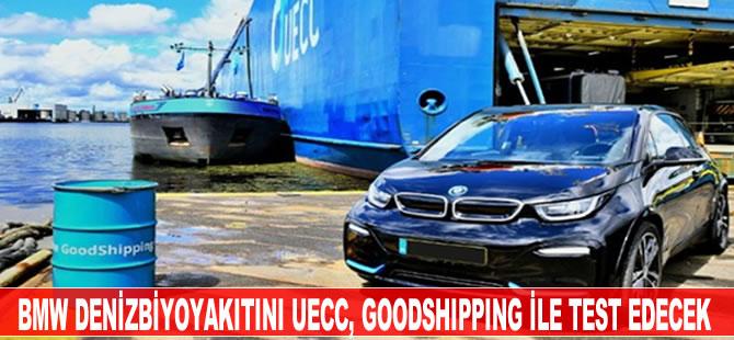 BMW, deniz biyoyakıtını UECC, GoodShipping ile test edecek