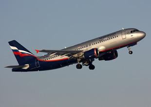 Aeroflot arıza nedeniyle acil iniş yaptı