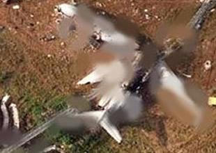 Sudan'da askeri uçak düştü: 13 ölü 9 yaralı