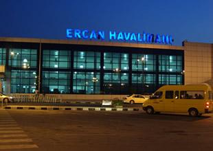 Ercan Havalimanı'nda insan kemikleri