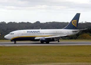 Ryanair'ın takvim çekimleri gerçekleştirildi