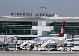 Atatürk Havalimanı'nda intihar şoku!