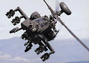 Afganistan'ın güneyinde helikopter düştü