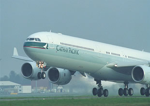 Cathay Pacific, Lufthansa Systems dedi
