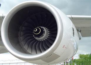 THY'nin uçak motorları sertifakalandı