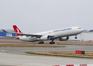 Türk Hava Yolları kokpiti ilk kez açtı