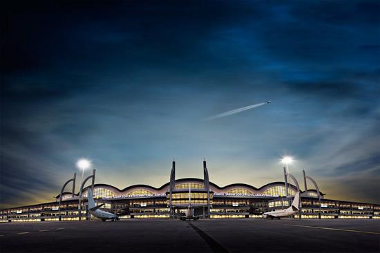 Sabiha Gökçen Havalimanı'nda protesto