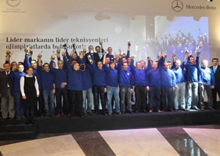 Mercedes-Benz Olimpiyatları sonuçlandı