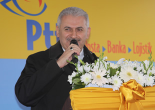 Kadıköy PTT Başmüdürlüğü hizmete açıldı