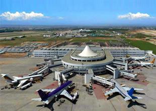 Antalya Havalimanı'nda artış sürüyor