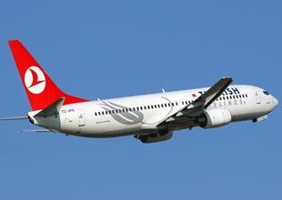 Türk Hava Yolları'ndan Mısır'a yeni sefer